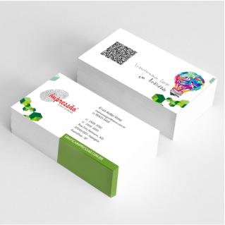 Cartão de Visita - Impressão Artes Gráficas